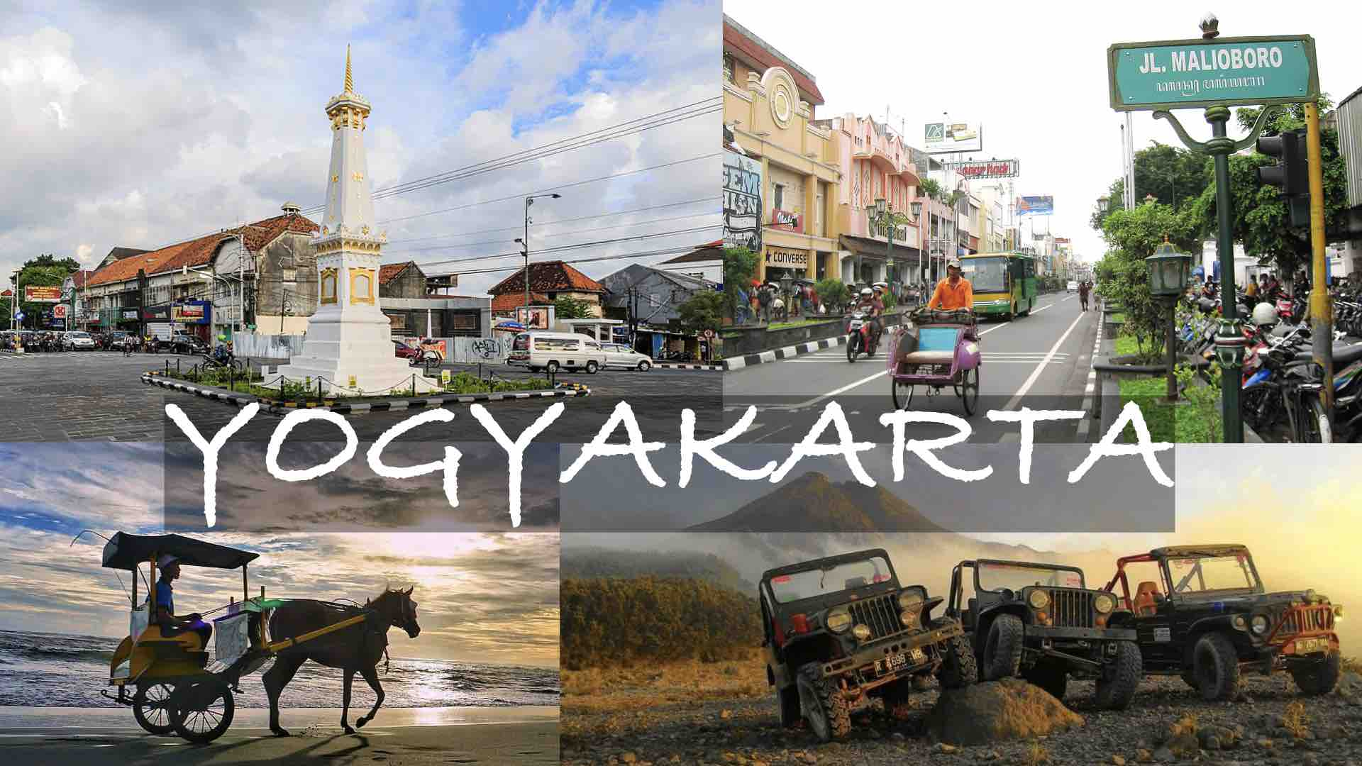 10 Tempat Wisata Terbaik Yogyakarta Yang Wajib Kamu Kunjungi