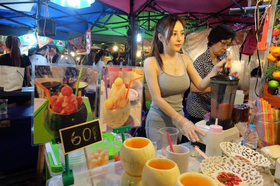 14 Street Food di Thailand Yang Bikin Ngiler