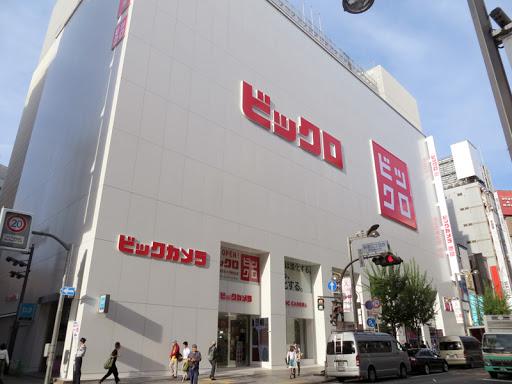 BicQlo Shinjuku