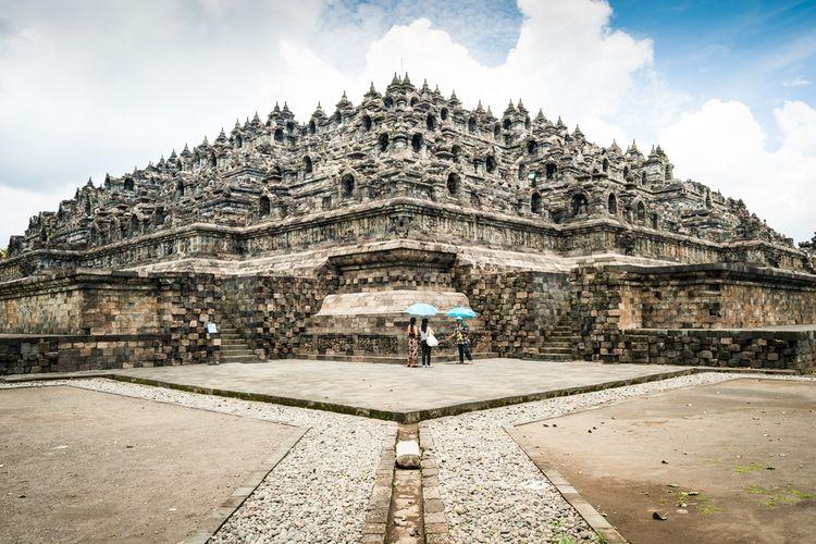 Candi Borobudur Wisata Terbaik di Jogja