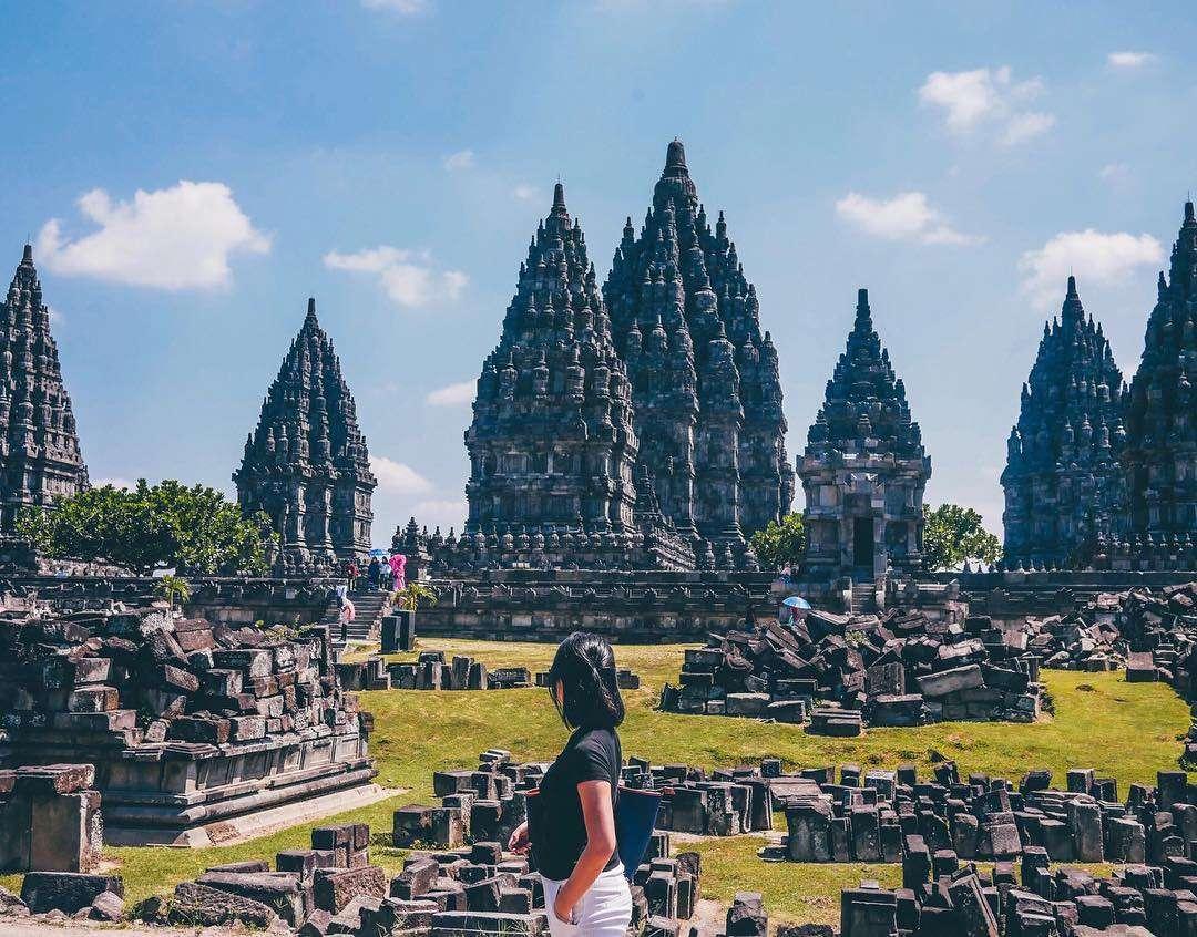 Candi Prambanan Wisata Yogyakarta