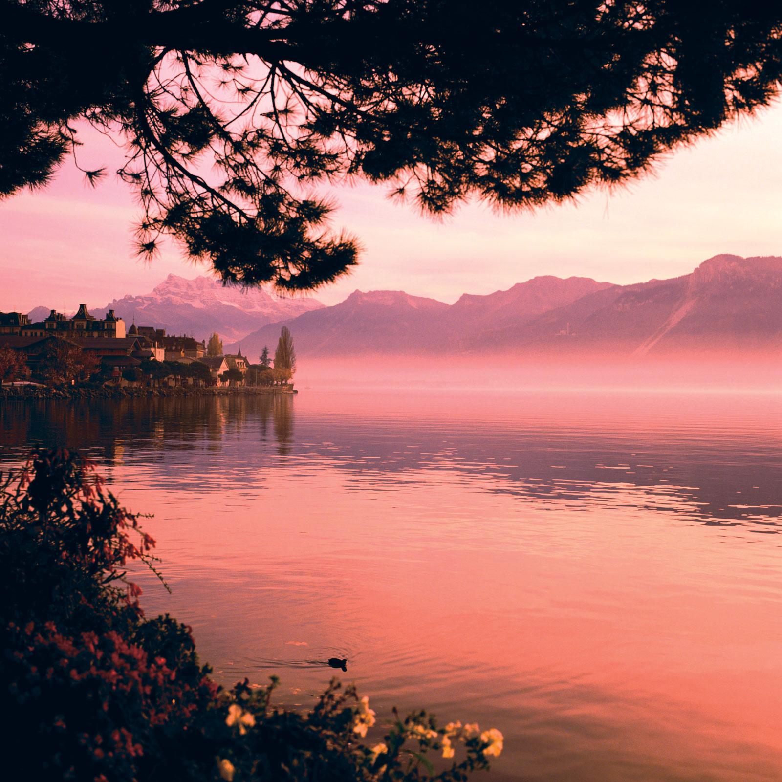 Danau Jenewa Switzerland