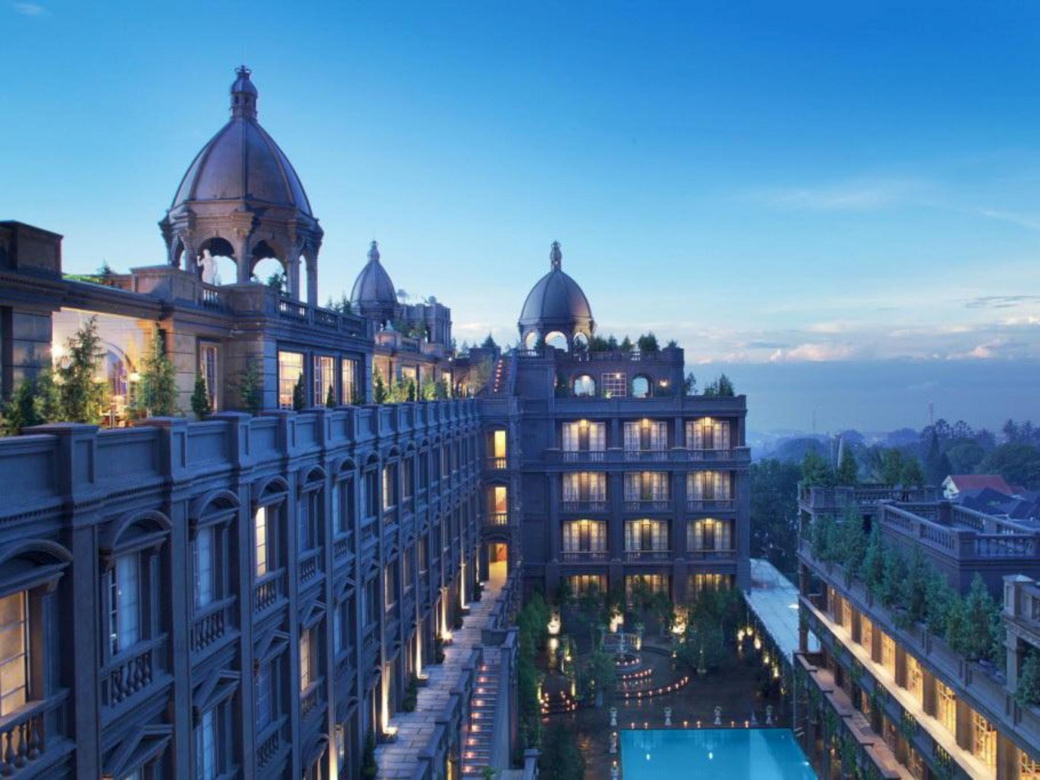 GH Universal Hotel Terbaik di Bandung