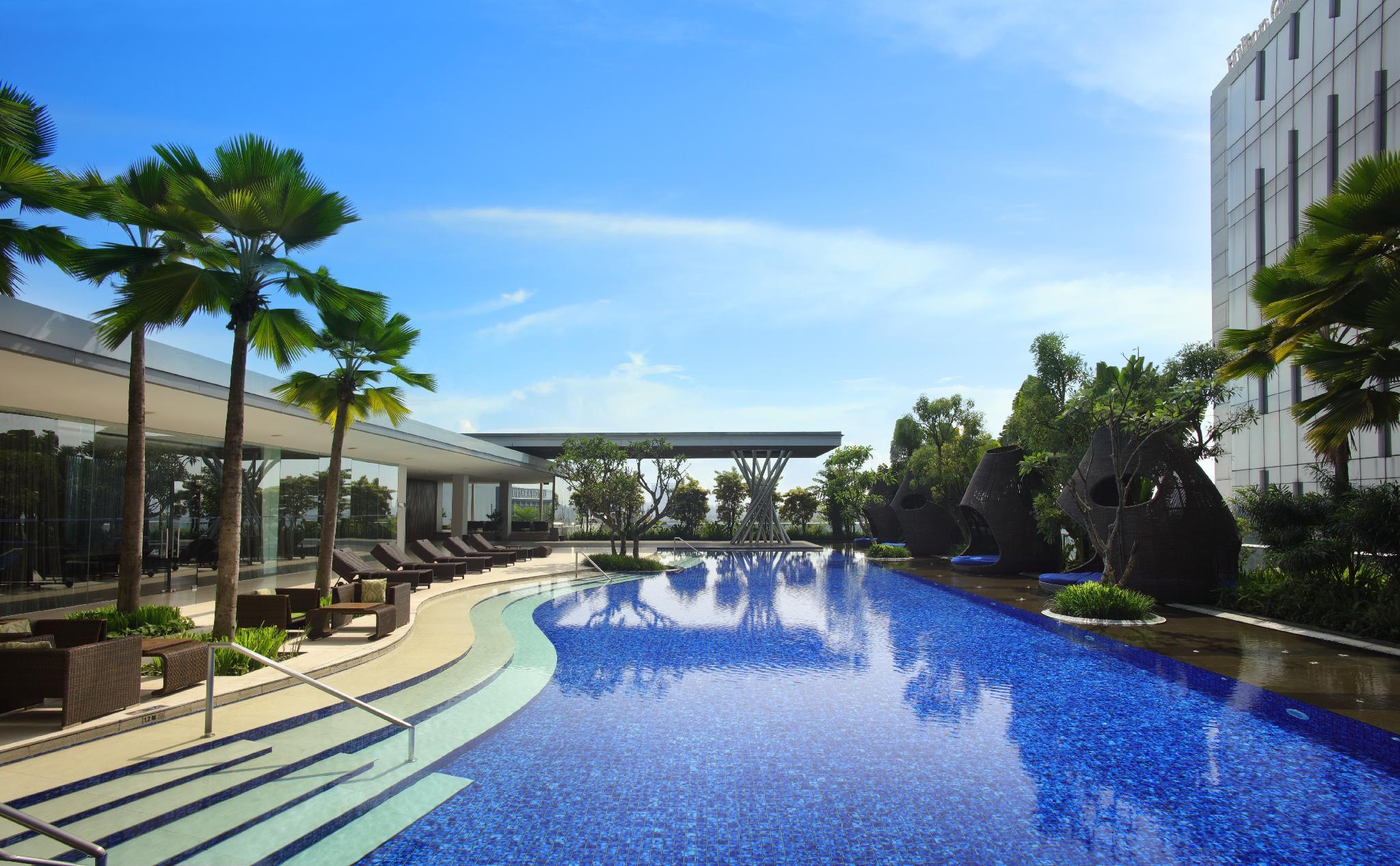 Hilton Bandung Hotel Terbaik di Bandung