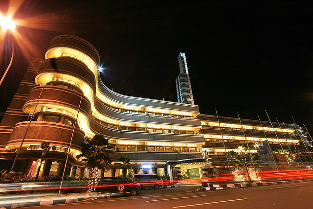 Hotel Savoy Homann Hotel Terbaik di Bandung