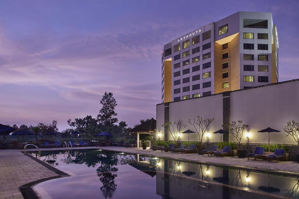 Hyatt Regency Bandung Hotel Bandung Terbaik