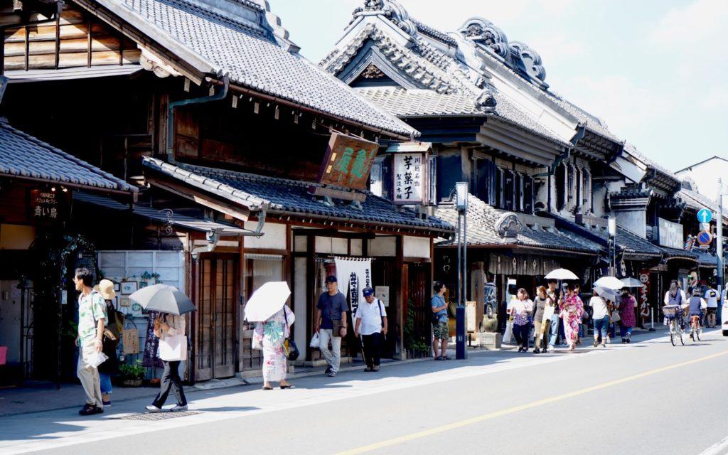 Liburan di Kura no Machi Kawagoe