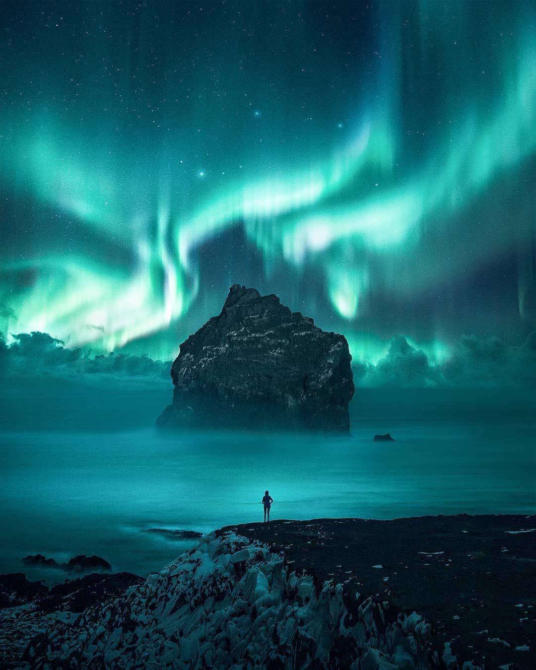 Melihat Aurora yang Menakjubkan di Islandia