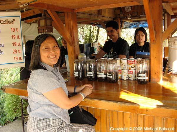 Minuman Pinggir Jalan Thailand Yang Menyegarkan