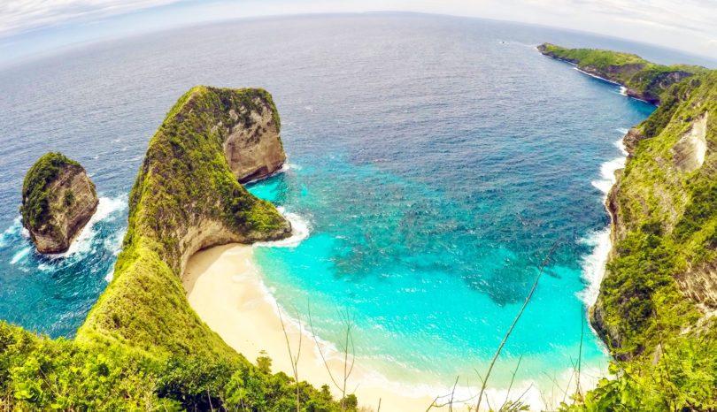 Nusa Penida T-Rex Bay