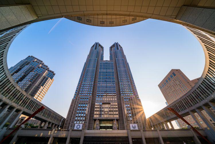 Observatorium Gedung Pemerintah Metropolitan Shinjuku
