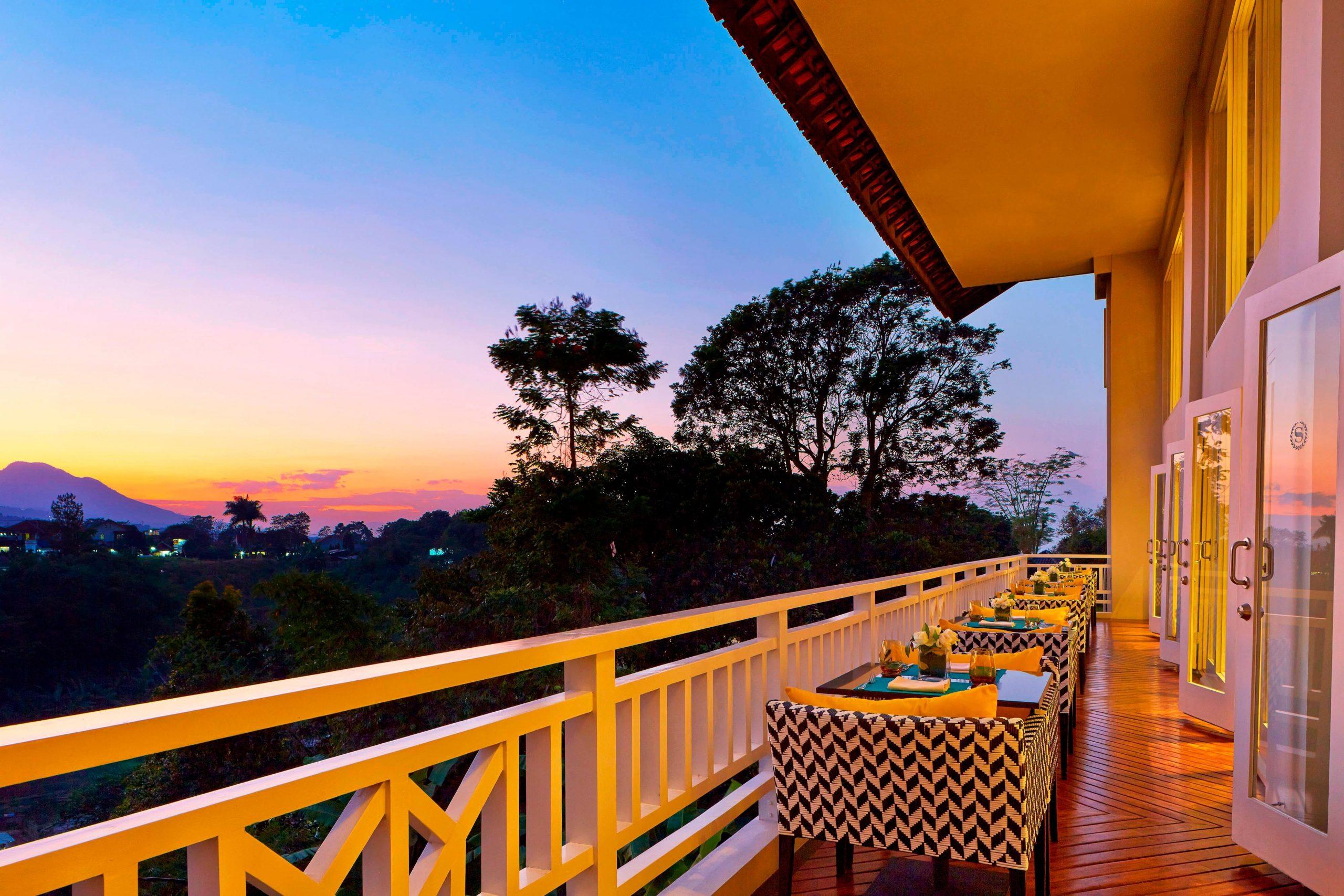 Penginapan Terbaik Sheraton Bandung Hotel