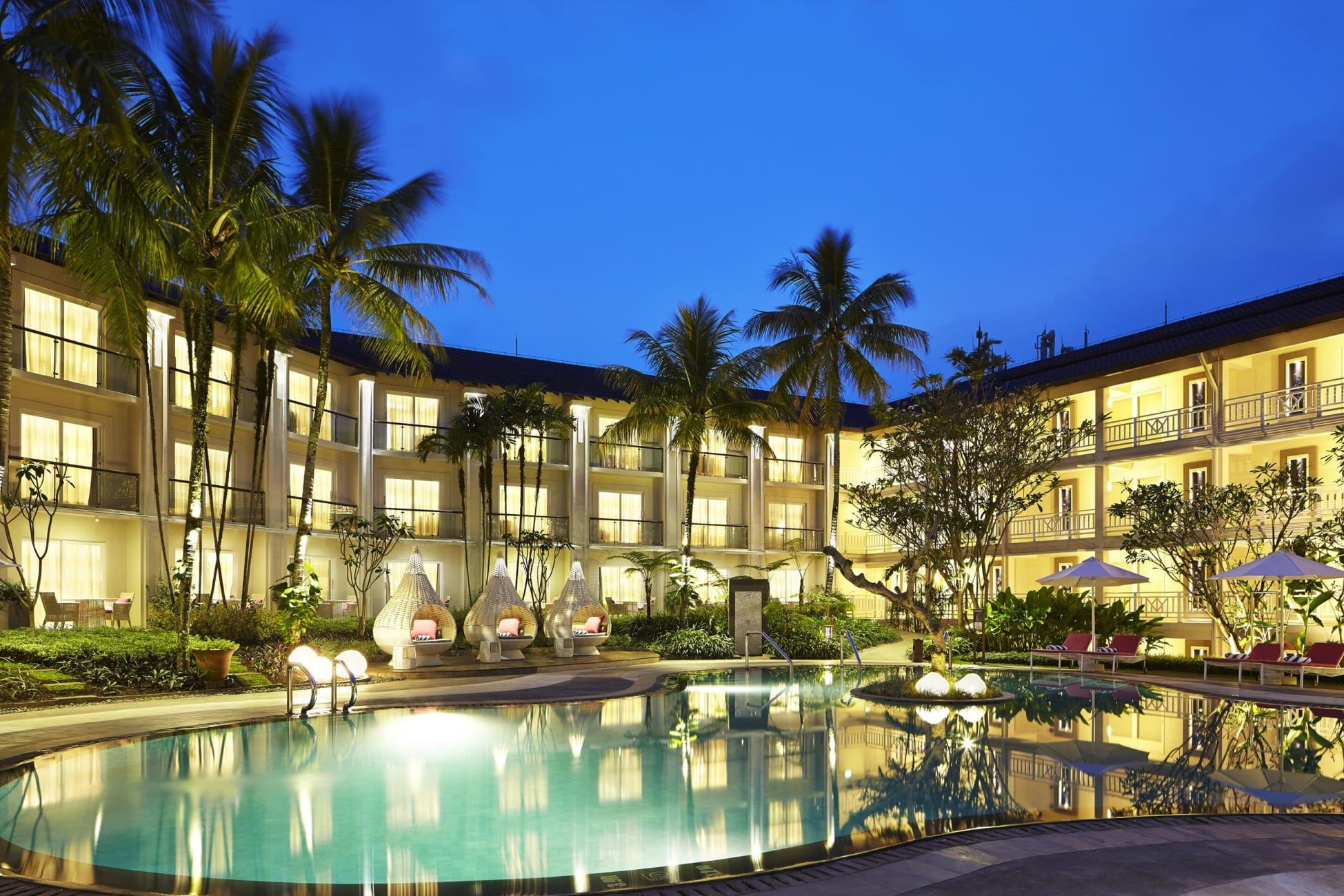 Rekomendasi Penginapan Sheraton Bandung Hotel dan Towers