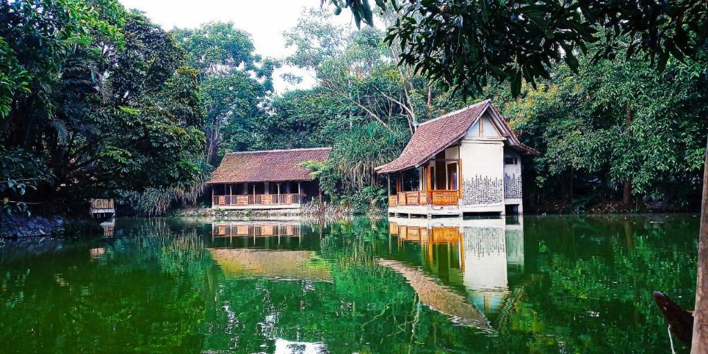 Sapu Lidi Resort Rekomendasi Penginapan terbaik Di Bandung