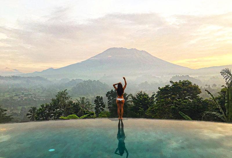 Wisata Alam Lembah Sidemen Bali