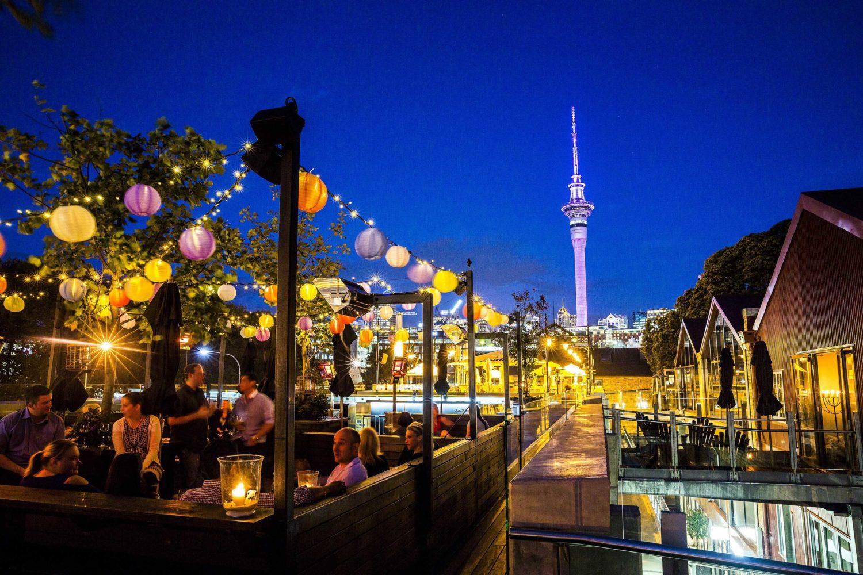 Wisata Bulan Madu Auckland