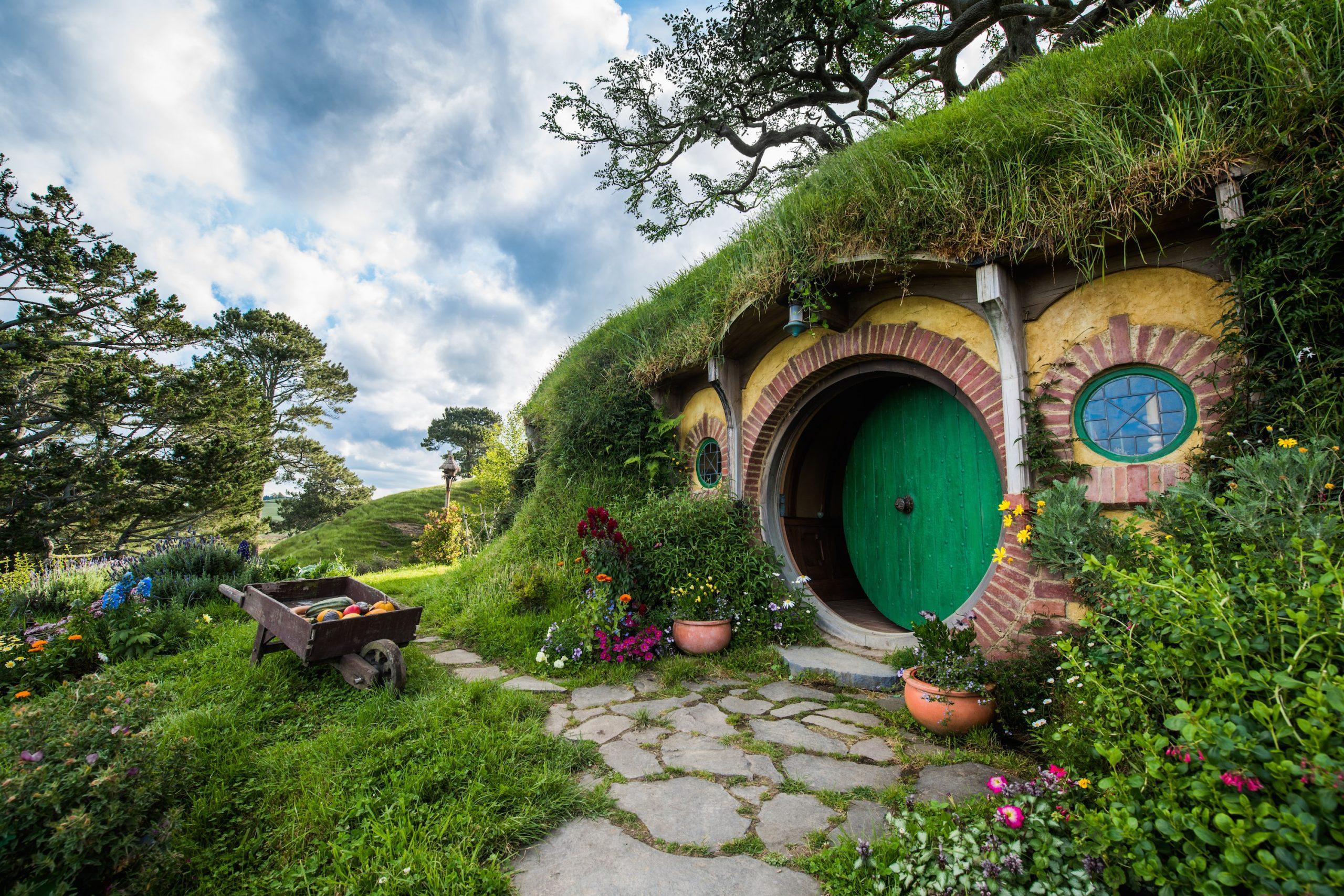 Wisata Bulan Madu New Zealand Hobbiton di Matamata