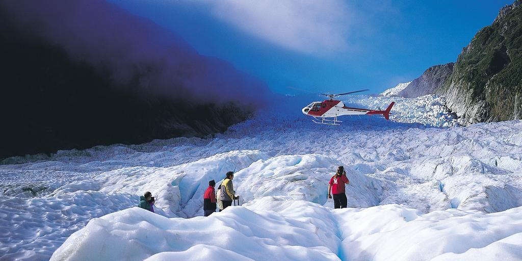 Wisata Fox Glacier New Zealand