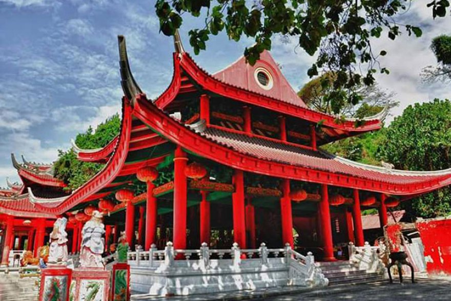 Wisata Gedong Batu Semarang