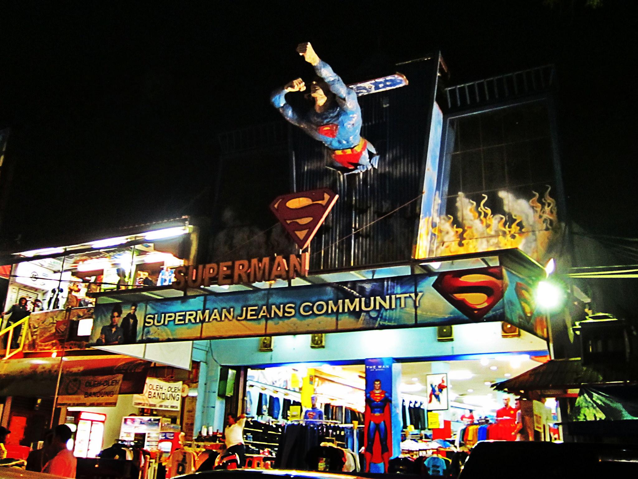 Wisata Jean's Street Bandung