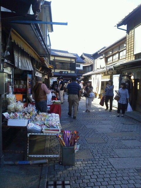Wisata Kashiya Yokocho Kawagoe