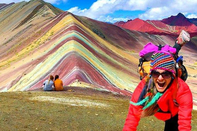 Wisata Ke Rainbow Mountain