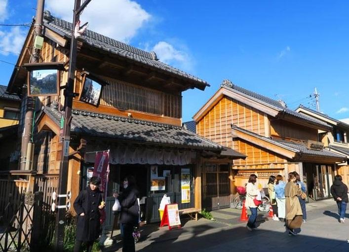 Wisata Kura no Machi Kawagoe