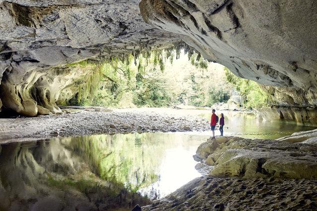 Wisata Pesisir Barat Selandia Baru