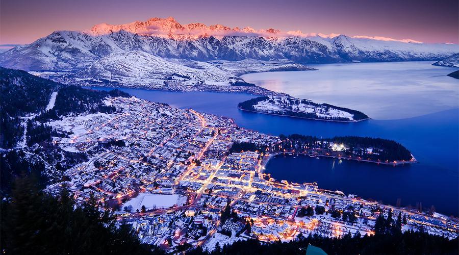 Wisata Selandia Baru Queenstown