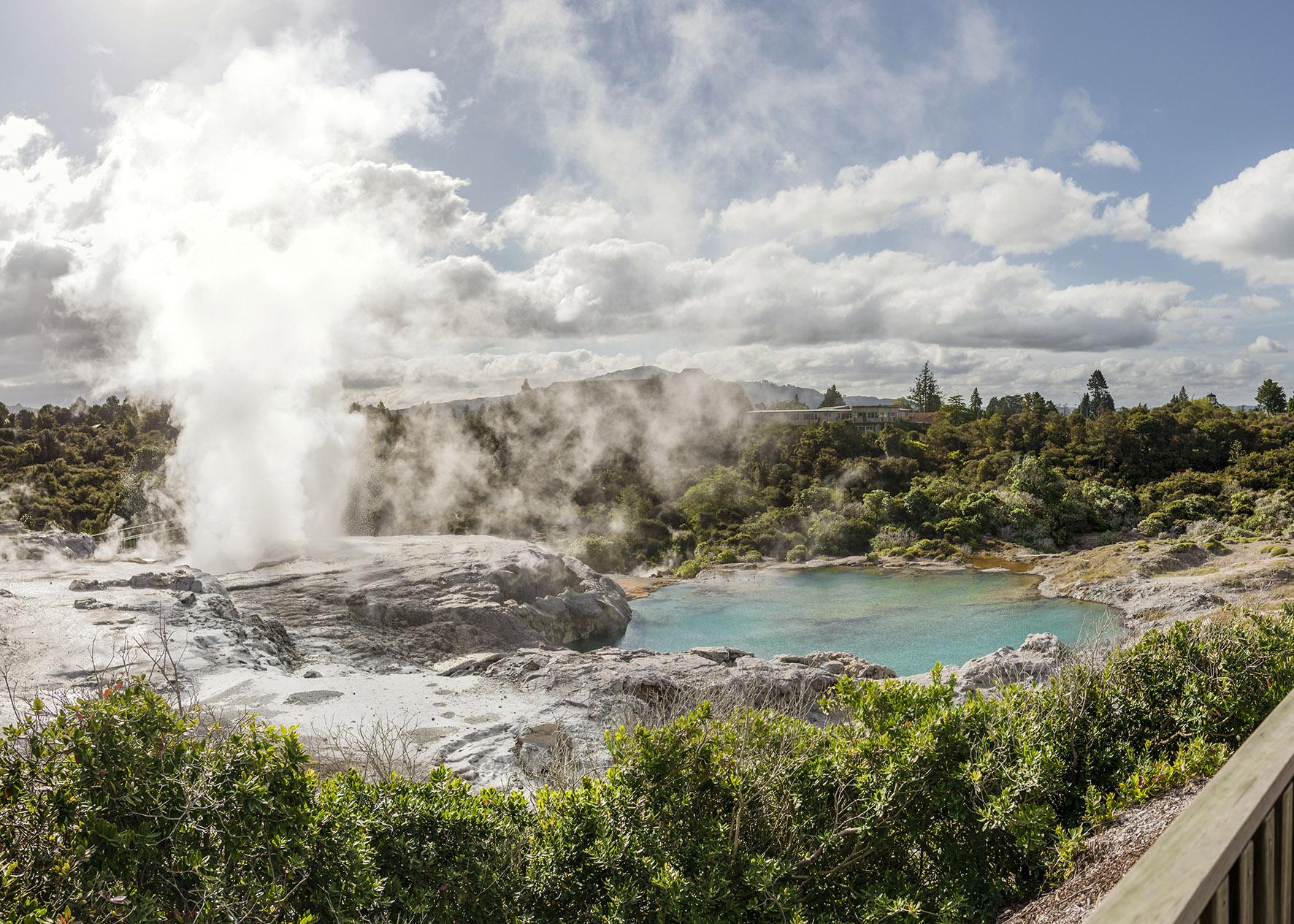 Wisata di Selandia Baru Untuk Bulan Madu Rotorua