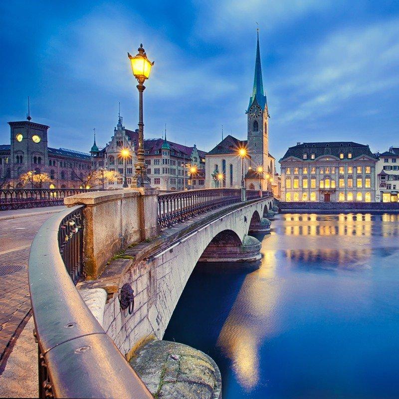 Zurich Kota Terindah Switzerland