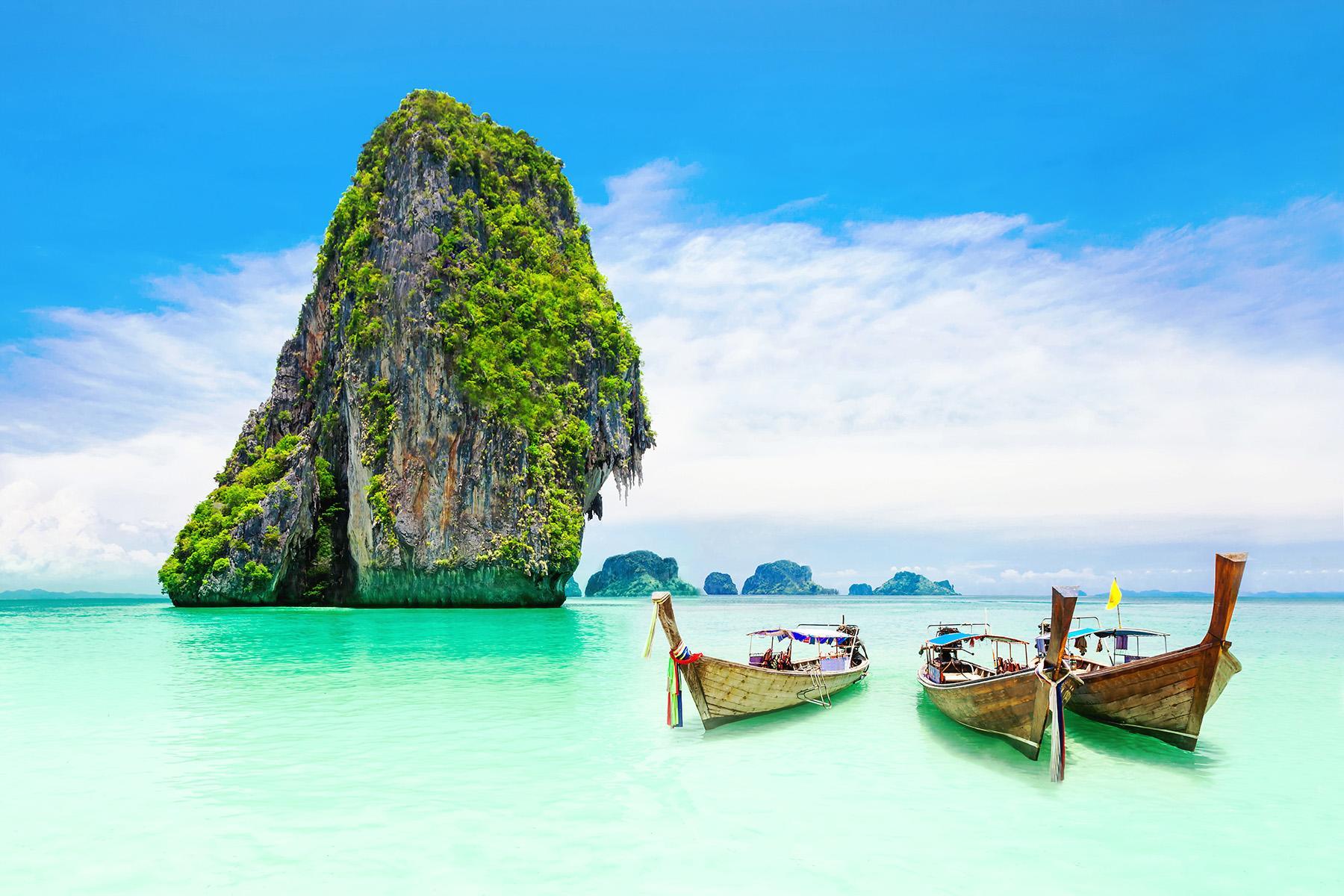 5 Pantai Telanjang Terbaik di Thailand Yang Tersembunyi