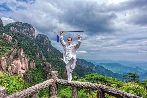 Gunung Sanqing China
