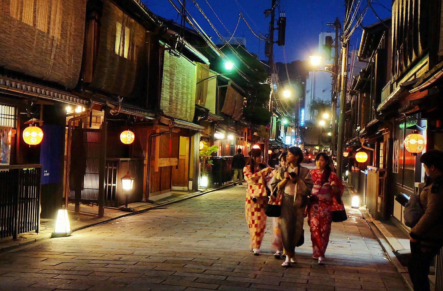 Itinerary Panduan Liburan 2 Hari di Kyoto (Day-1)