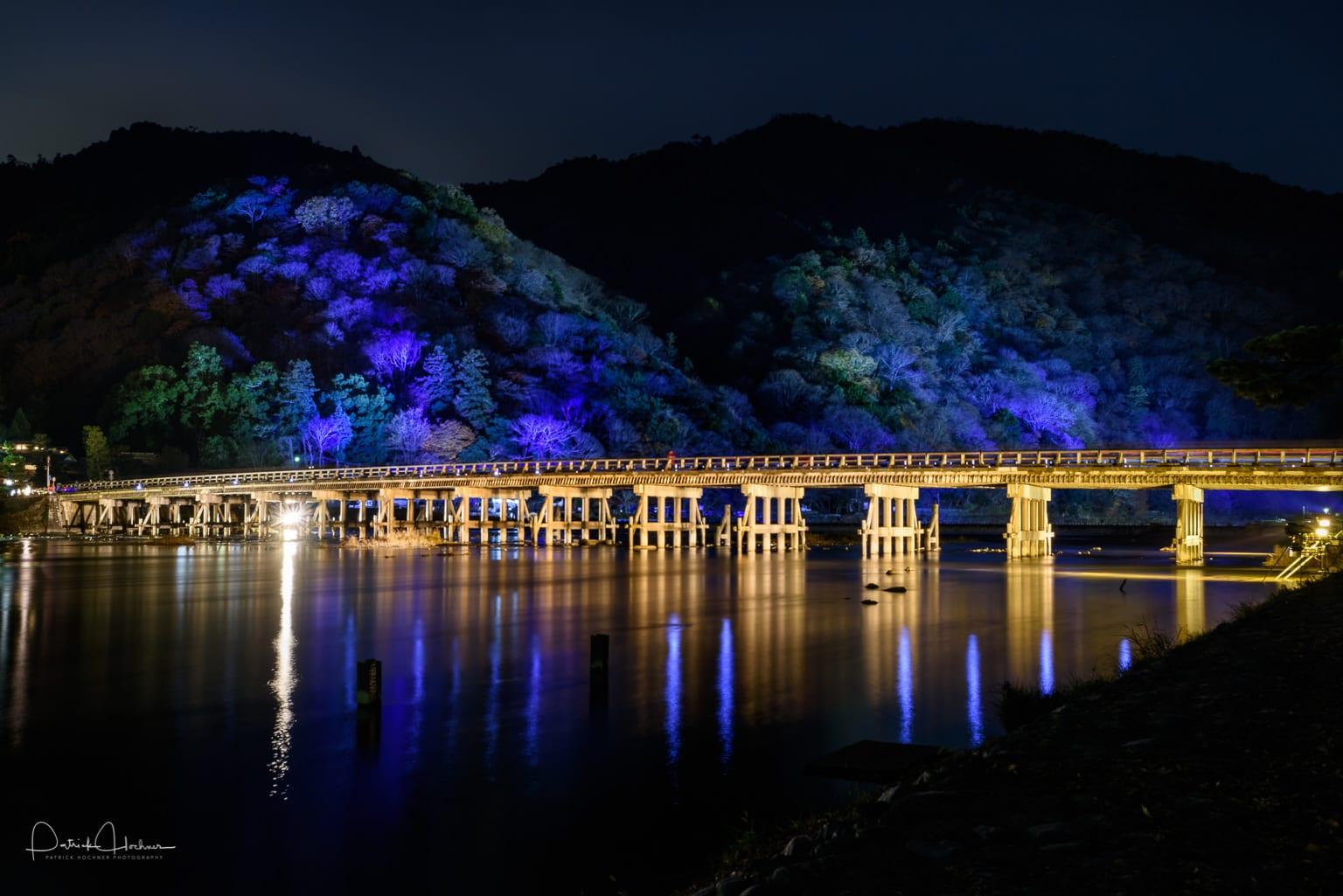 Jembatan Togetsukyo Kyoto Arashiyama
