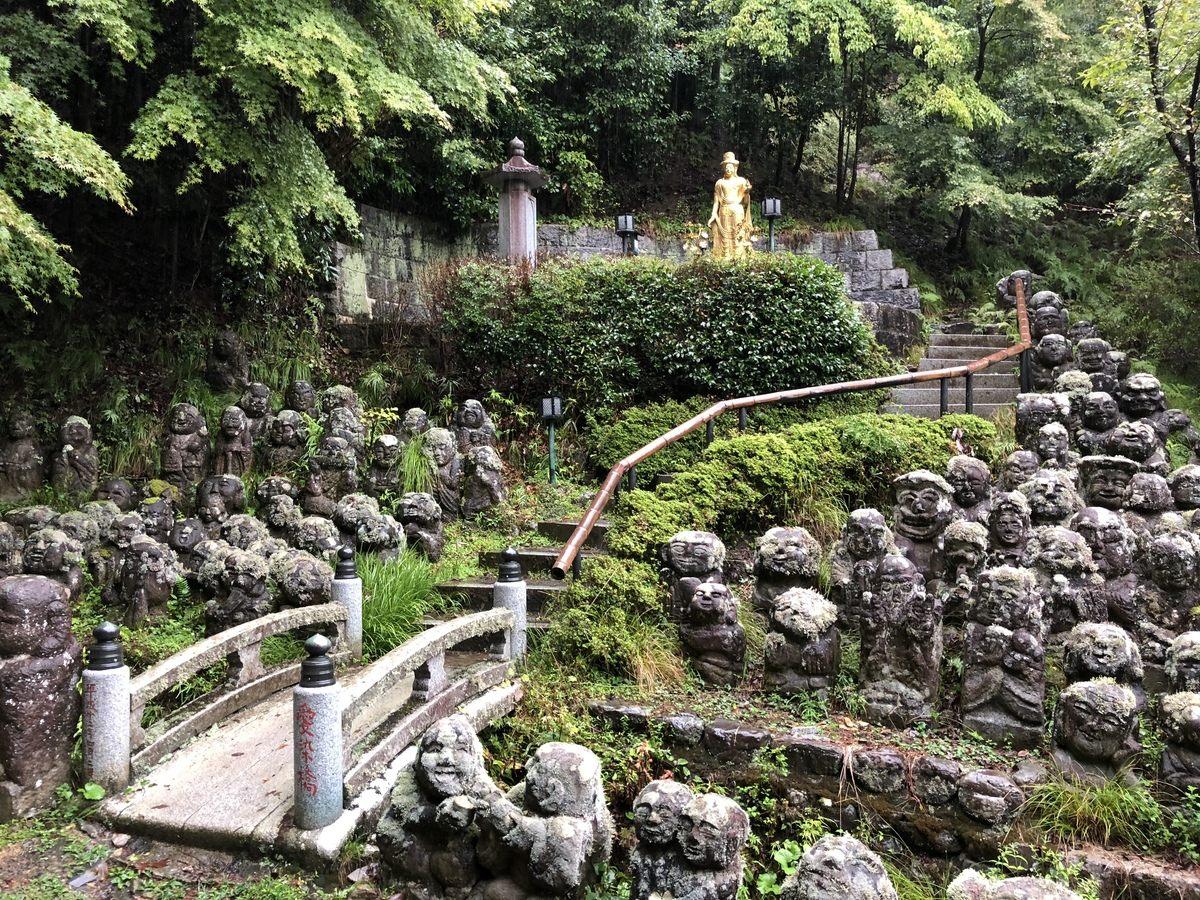 Kuil Otagi Nenbutsu-ji