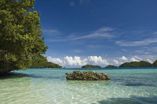 Kunjungi Pulau Inoki Palau