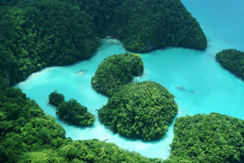 Liburan di di Milky Way Palau