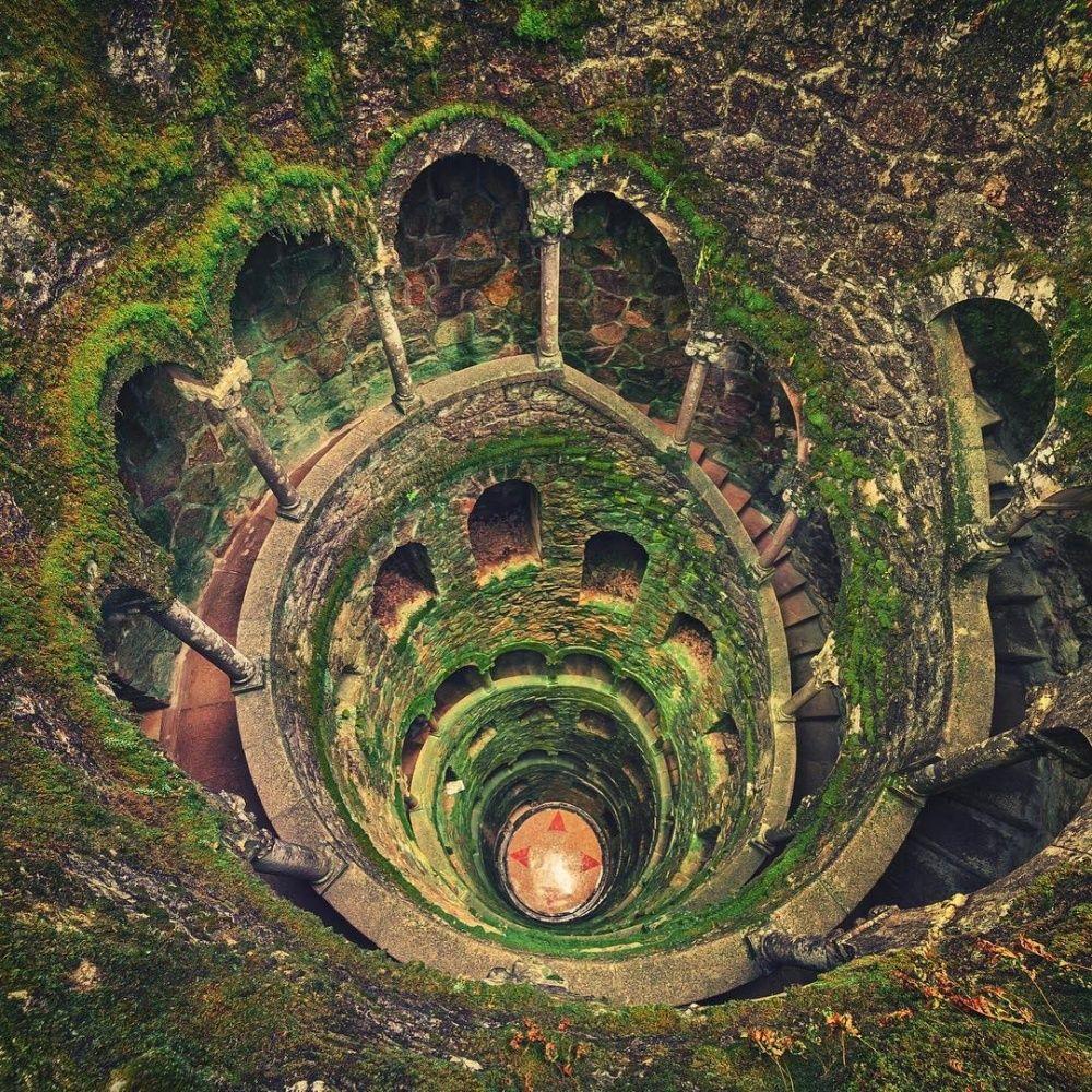 Menara Misterius Portugal