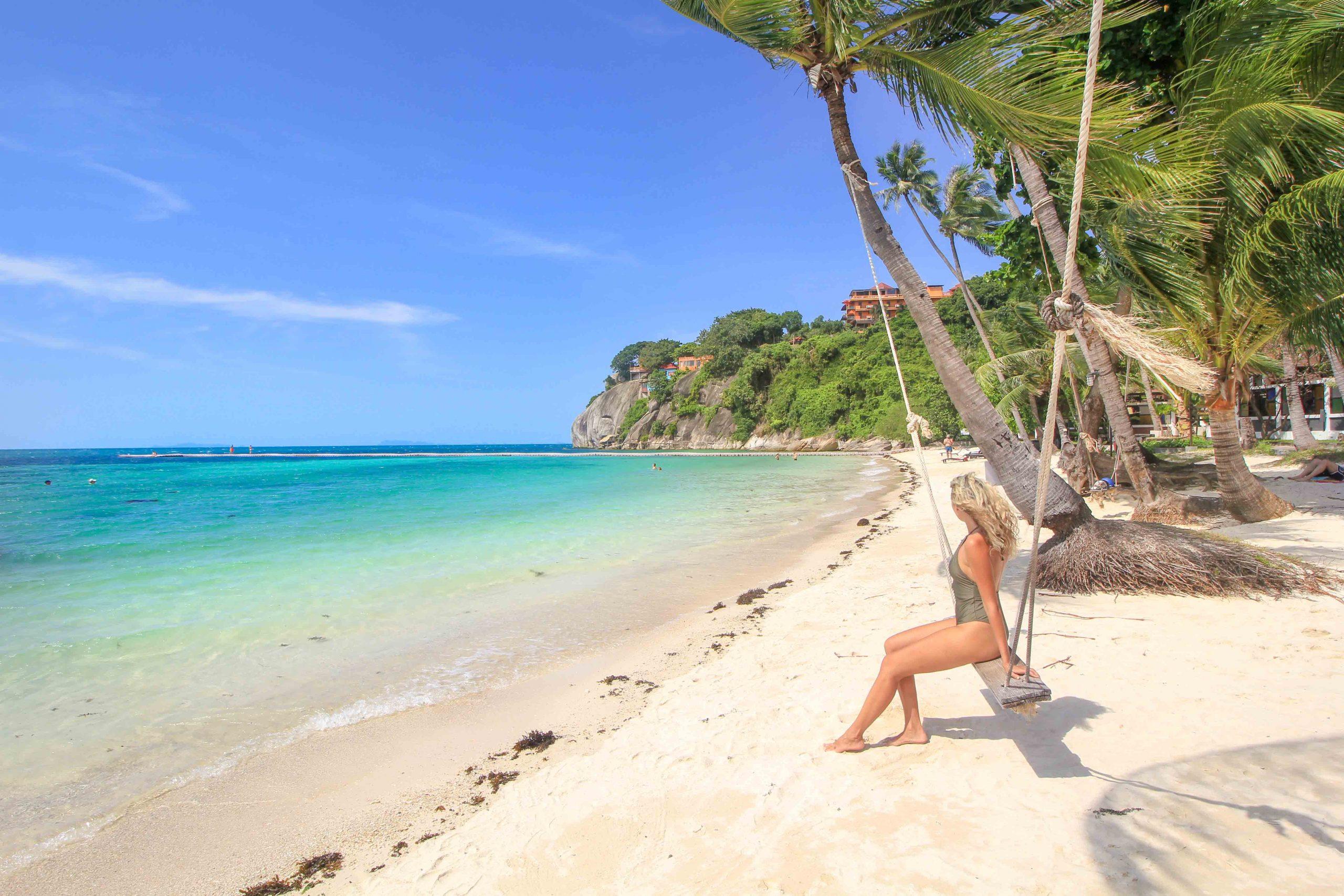 Pantai Telanjang Leela Thailand