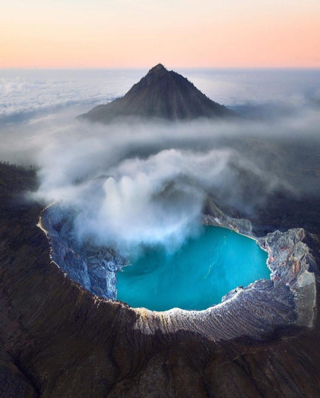 Pemandangan Gunung Ranti