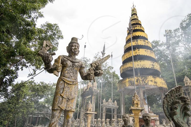 Phnom Santuk Kamboja