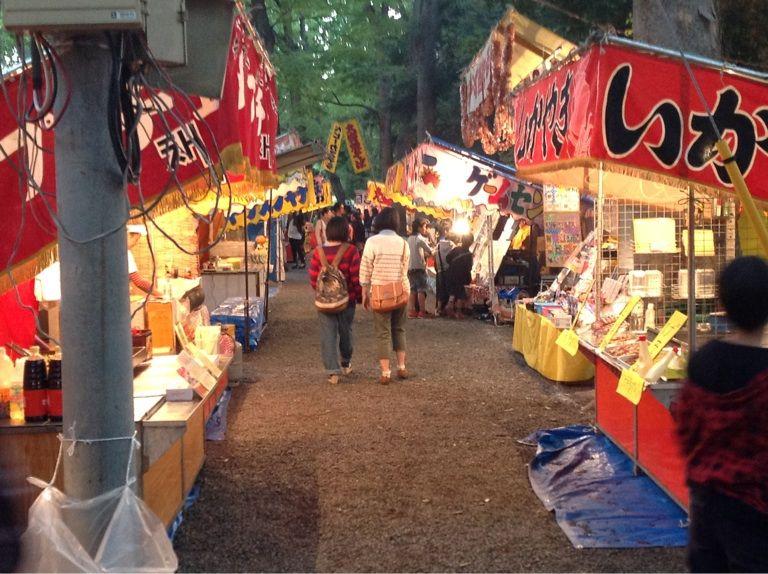 Street Food saat Festival Gion di Kyoto
