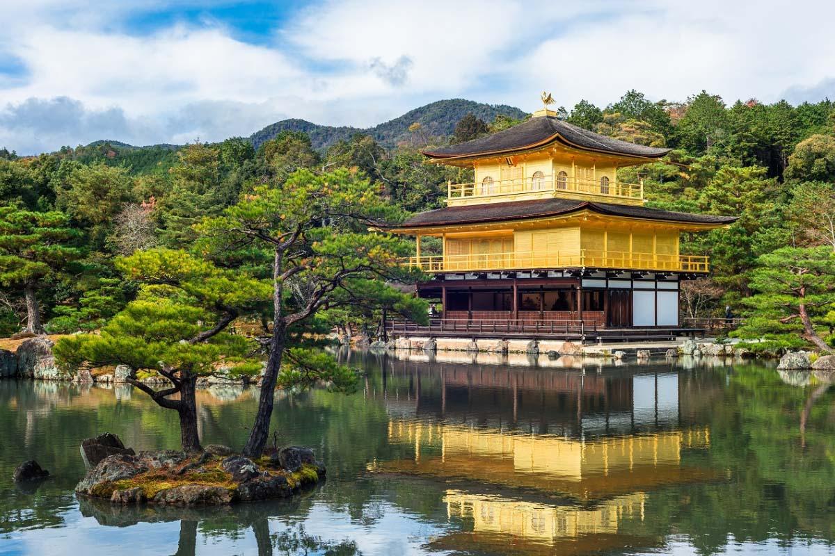 Wisata Ke Kinkakuji Kyoto