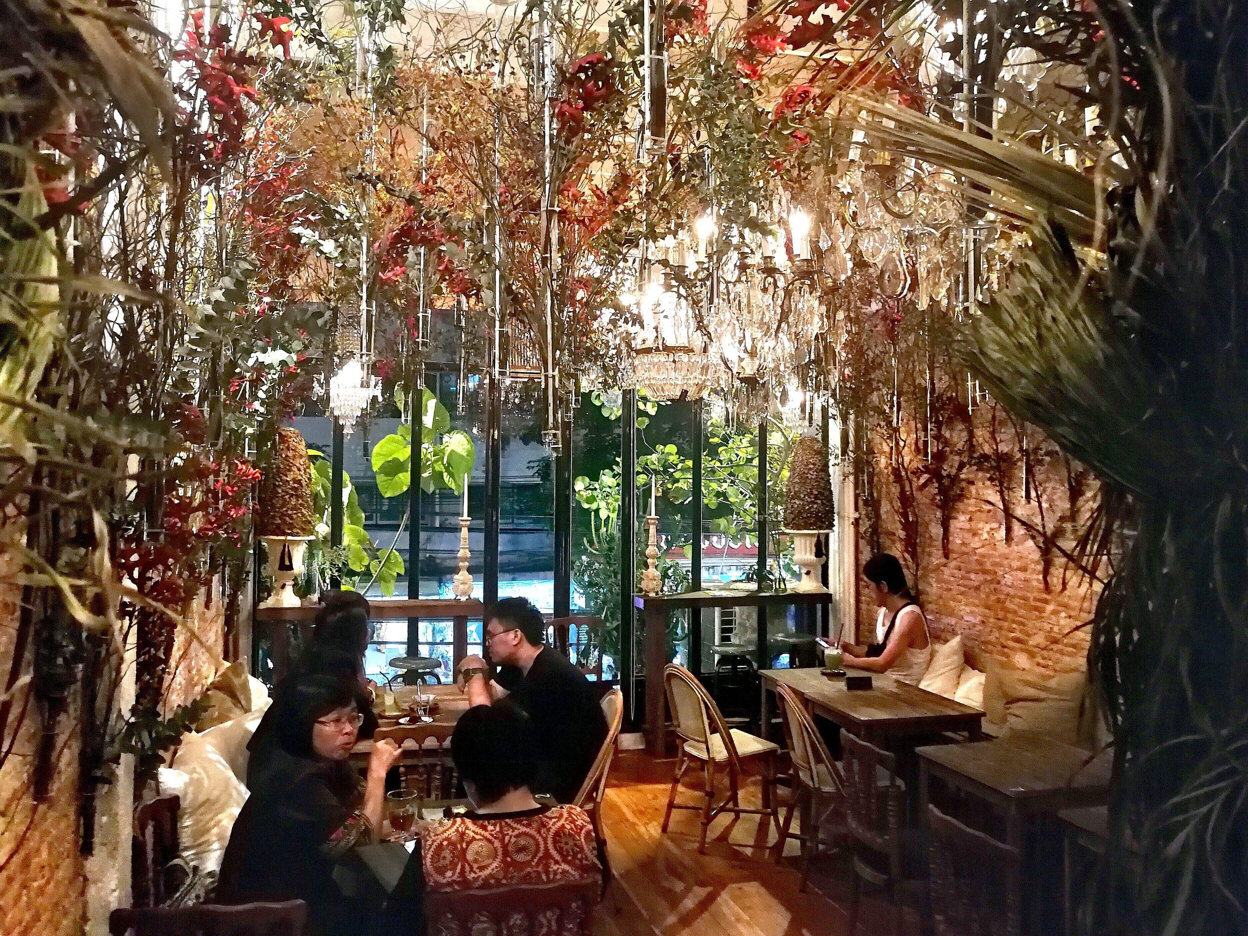 7 Kafe Terbaik Di Bangkok