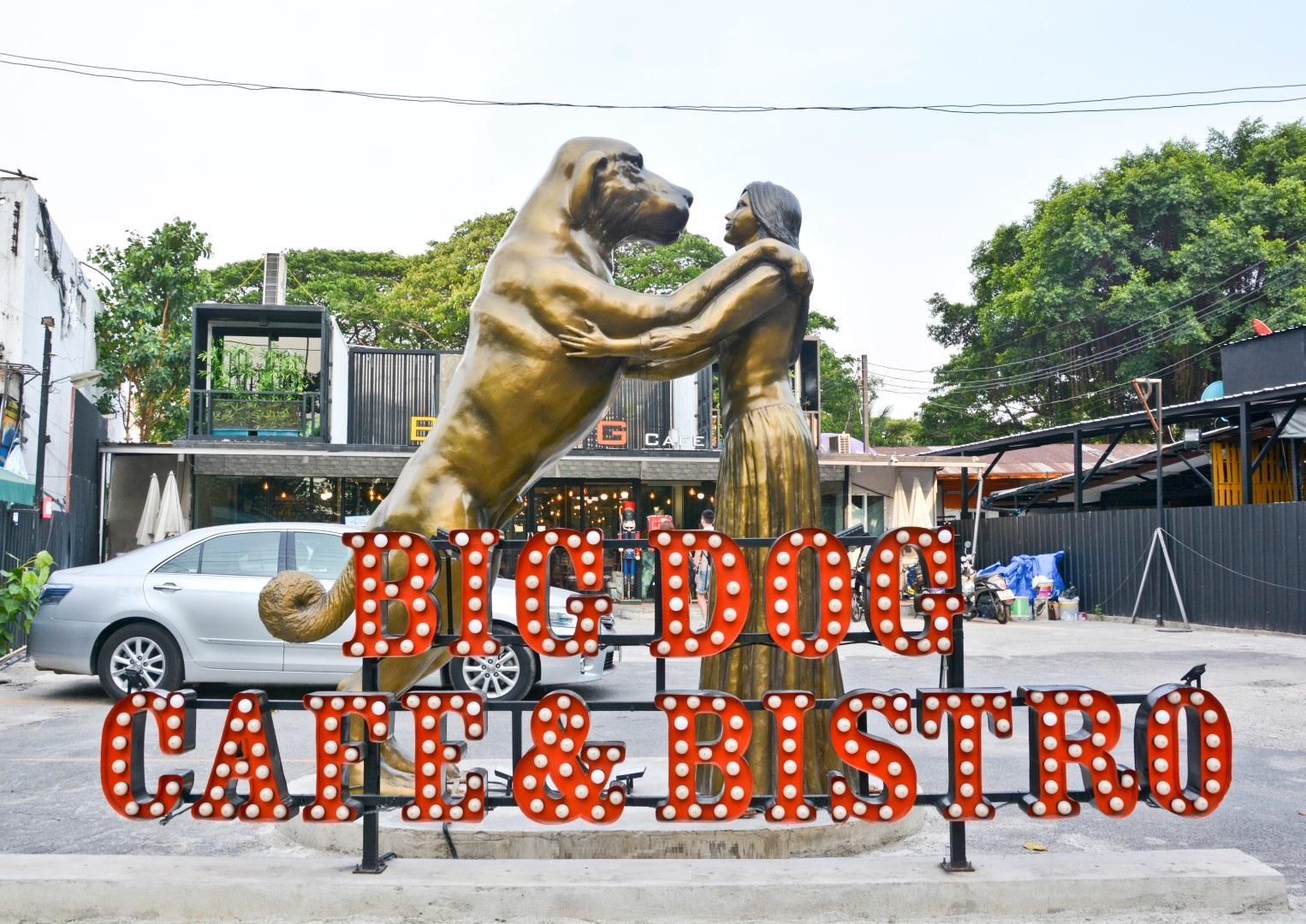 Big Dog Café Bangkok