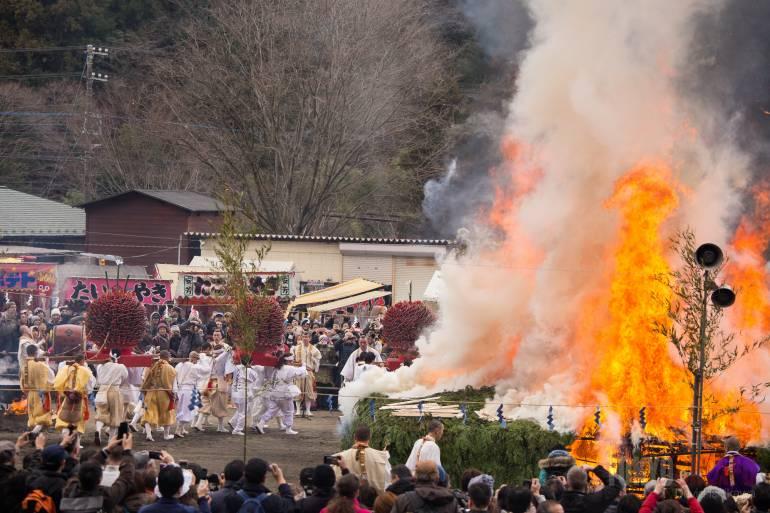 Festival di Gunung Takao