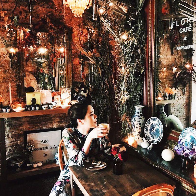 Floral Café Thailand