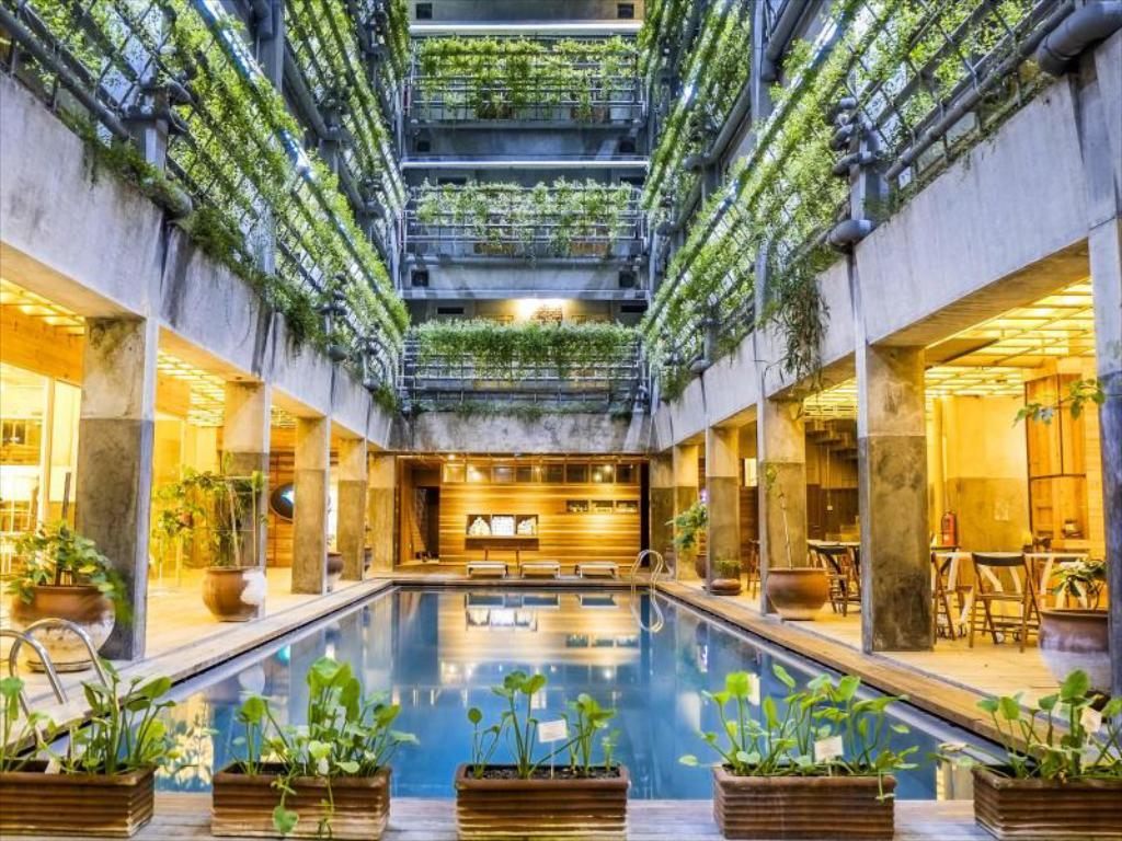 Greenhost Boutique Hotel Prawirotaman Lounge