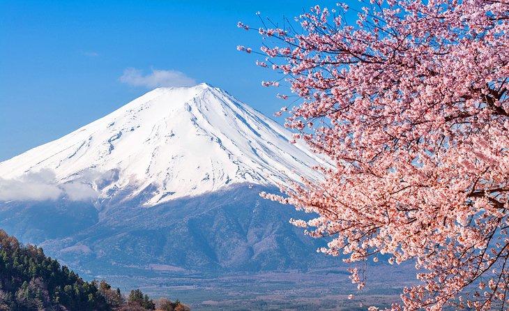 Gunung Fuji Keajaiban Alam Jepang